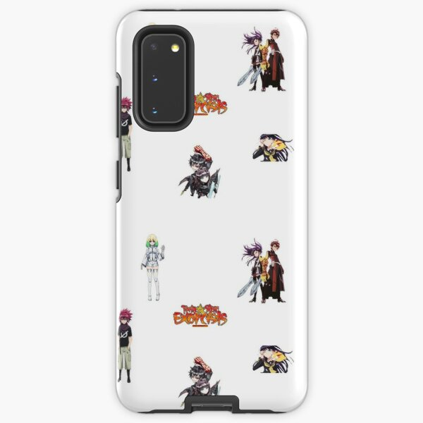 twin star exorcists pack Samsung Galaxy Tough Case