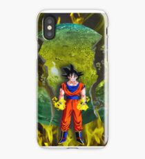 Goku (DBZ) iPhone Case/Skin