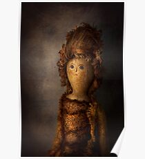 Creepy - Doll - Matilda Poster