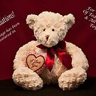 Teddy Bear Banner Challenge by Penny Fawver