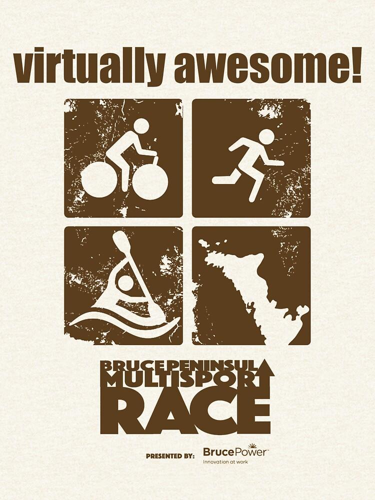 Virtually Awesome BPMR T-shirt by PASA
