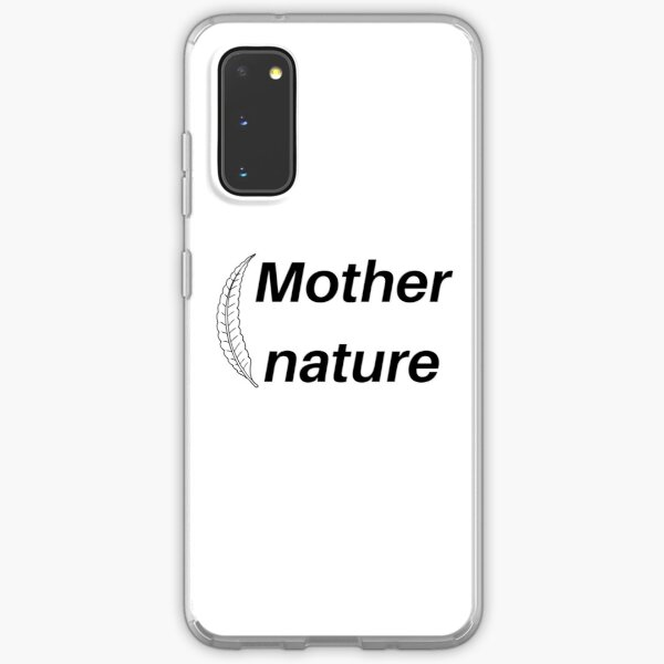 MUTTER NATUR Samsung Galaxy Flexible Hülle