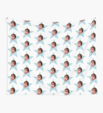 The Office Jim Star Wall Tapestry