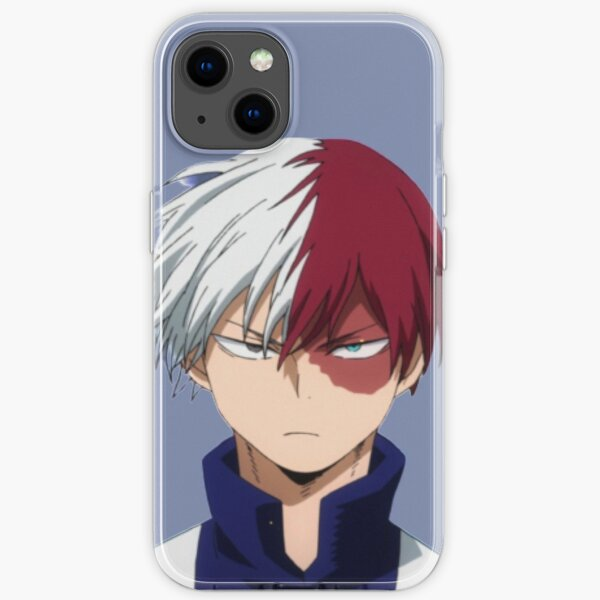 todoroki shoto iPhone Soft Case
