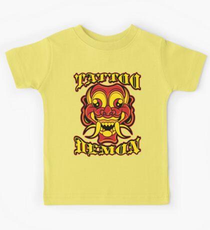 Tattoo Demon Kids Clothes