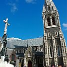 Cathedral Sunshine, Christchurch by Dilshara Hill