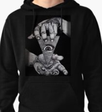 THE THIRD EYE Pullover Hoodie