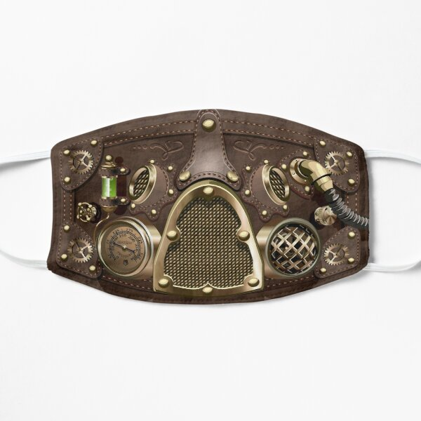 Steampunk 3 Mask