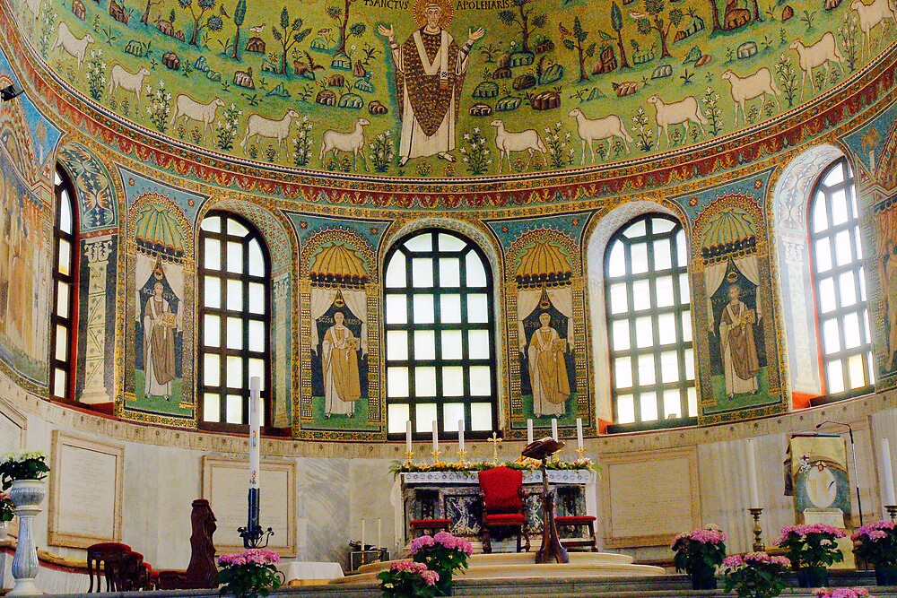 Basilica of St Apolenaris by Harry Oldmeadow