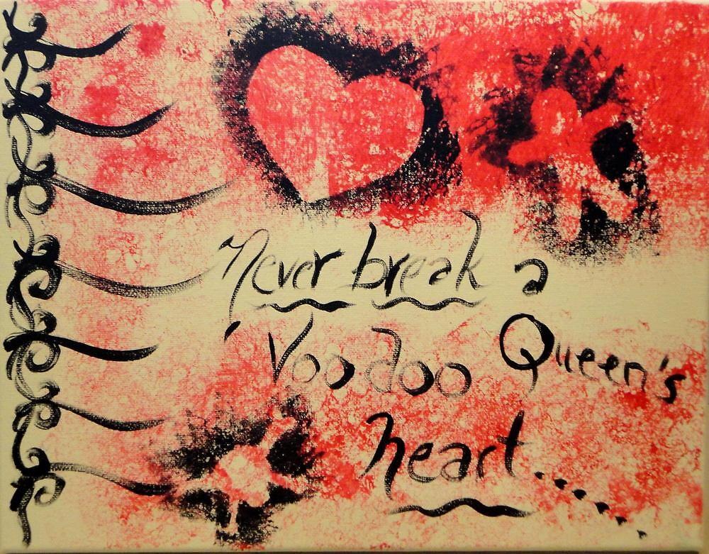 Voodoo Queen by Valerie Howell