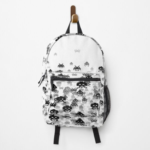 Invaded III B&W Backpack