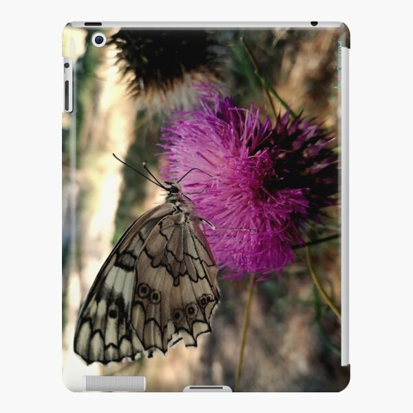 The Butterfly iPad Snap Case