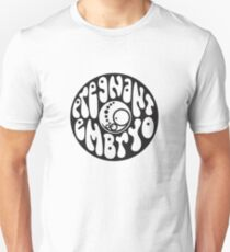 Pregnant Embryo Logo -  Classic Unisex T-Shirt