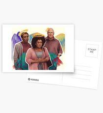 Fallen Angels Postcards