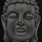 buddha by Mitchell O'Mahoney