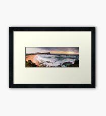 Play  Misty For Me - Avalon Beach,Sydney Australia - The HDR Experience Framed Print