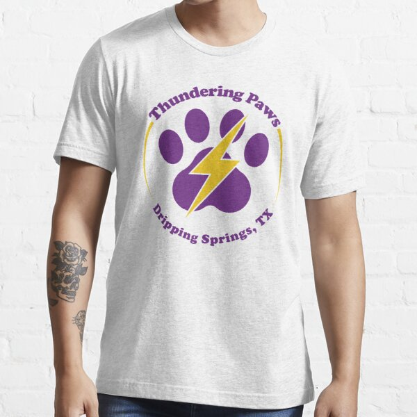 Thundering Paws Logo Essential T-Shirt