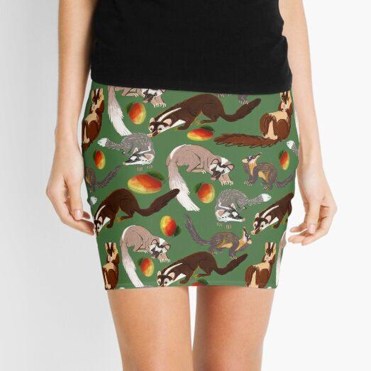 Ferret Badger species # 2 Mini Skirt