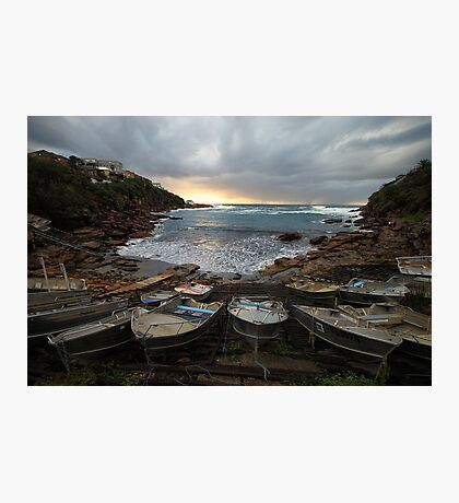 Gordon's Bay, Clovelly Photographic Print