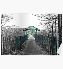 David Livingstone Bridge Poster