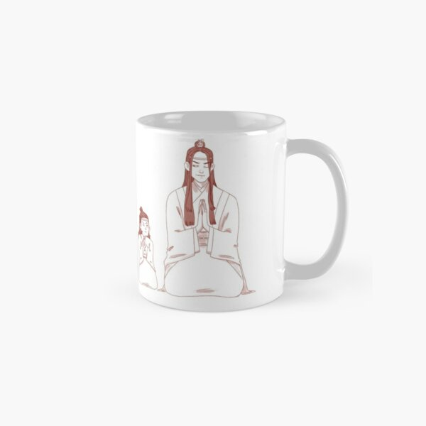 They are Married and have a SON Classic Mug