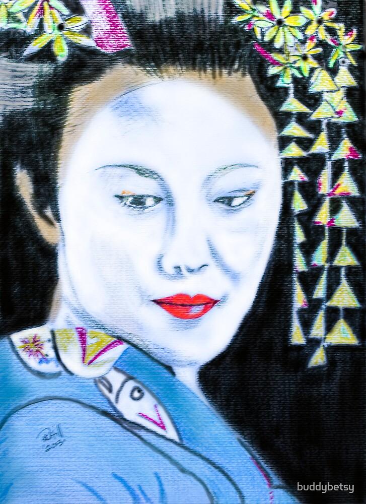 Geisha World.. by buddybetsy