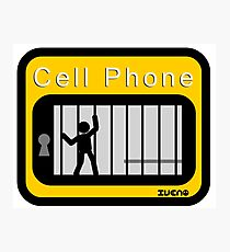 Cell phone Photographic Print