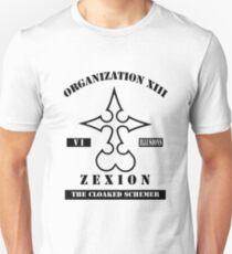 Team Organization XIII - Zexion Unisex T-Shirt