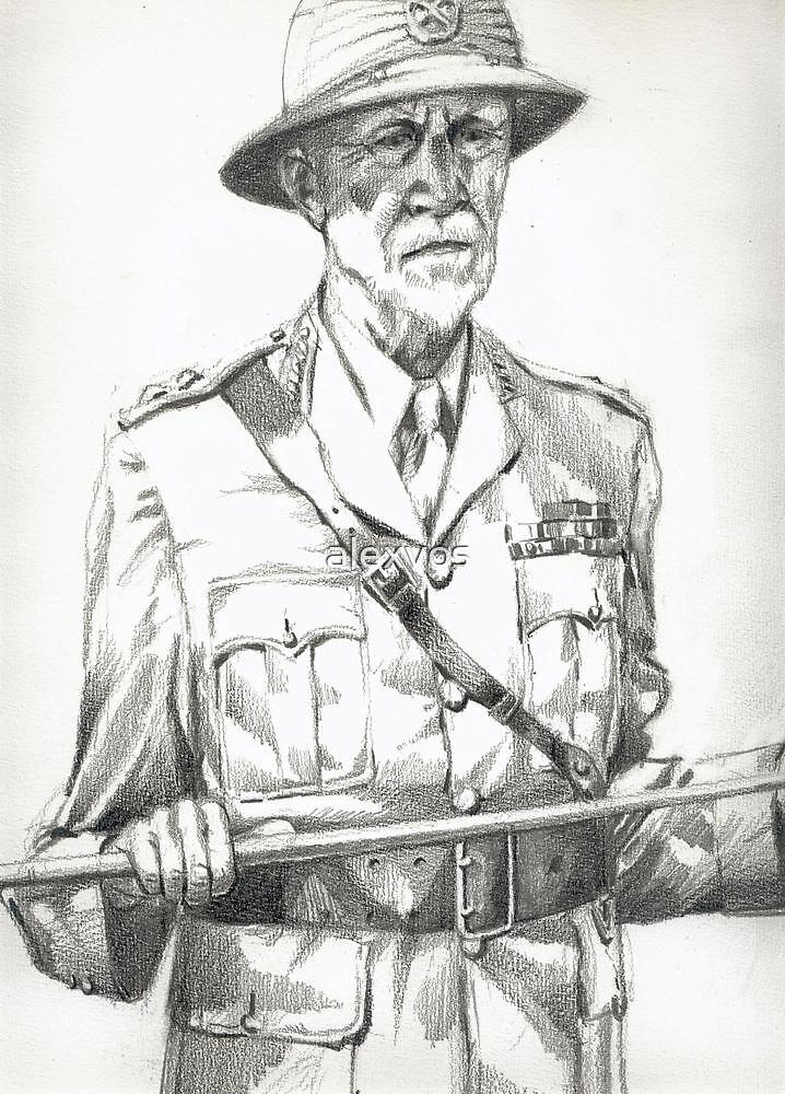 Army Officer by alexvos