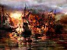 The Lost Armada II by Stefano Popovski