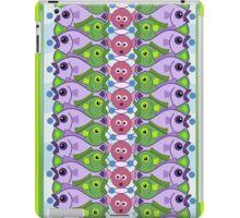 Cute Fish Patterns case iPad Case/Skin
