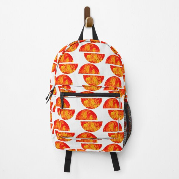 Fire Waves Backpack