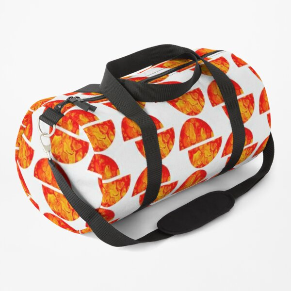 Fire Waves Duffle Bag