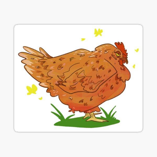 Lil' Hen Sticker