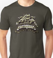 Ground Team - Earthquakes Unisex T-Shirt
