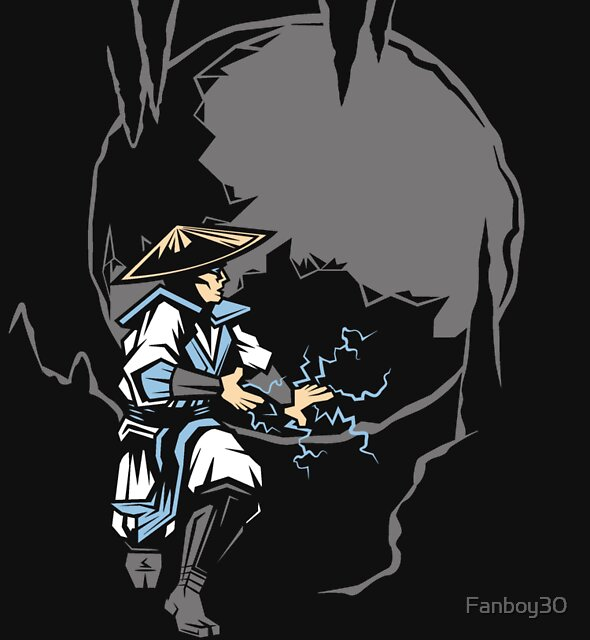 Raiden's Lost Ark by Fanboy30