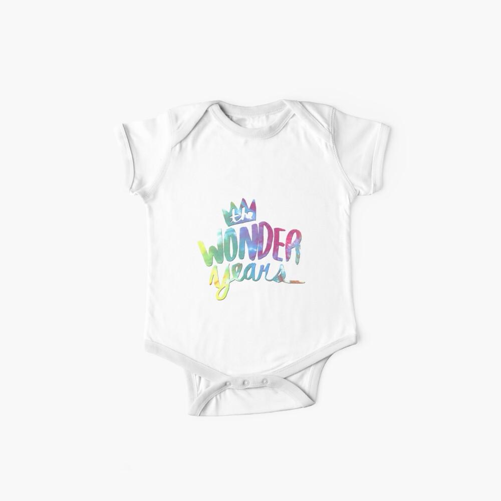 The Wonder Years Baby One-Piece