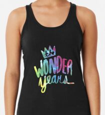 The Wonder Years Racerback Tank Top
