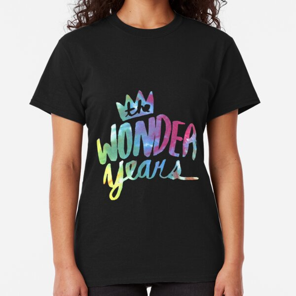 The Wonder Years Classic T-Shirt