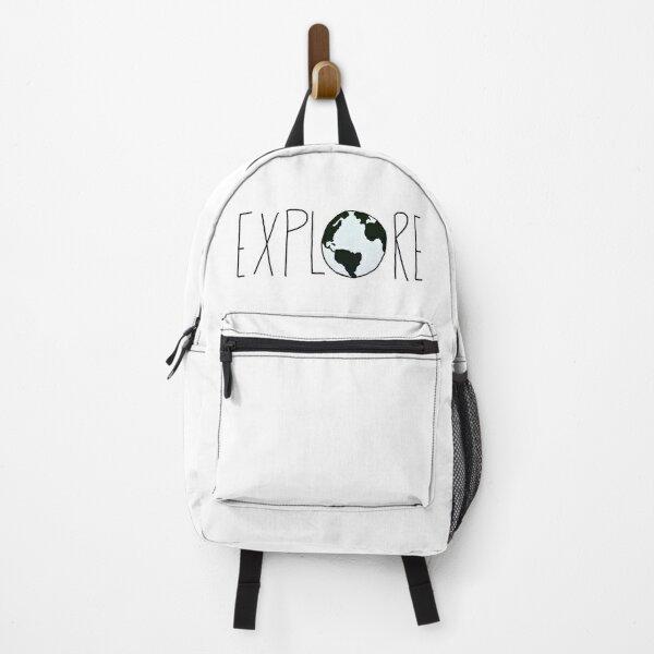 Explore the Globe Backpack