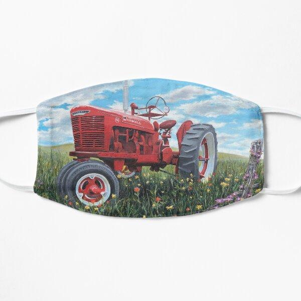 Tracteur Masque sans plis