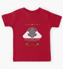 KAUR WELLNESS KAURWELLNESS.ORG OFFICIAL MERCH 11 QR Kids Clothes