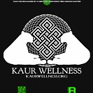 KAUR WELLNESS KAURWELLNESS.ORG OFFICIAL MERCH 11 QR by David Avatara