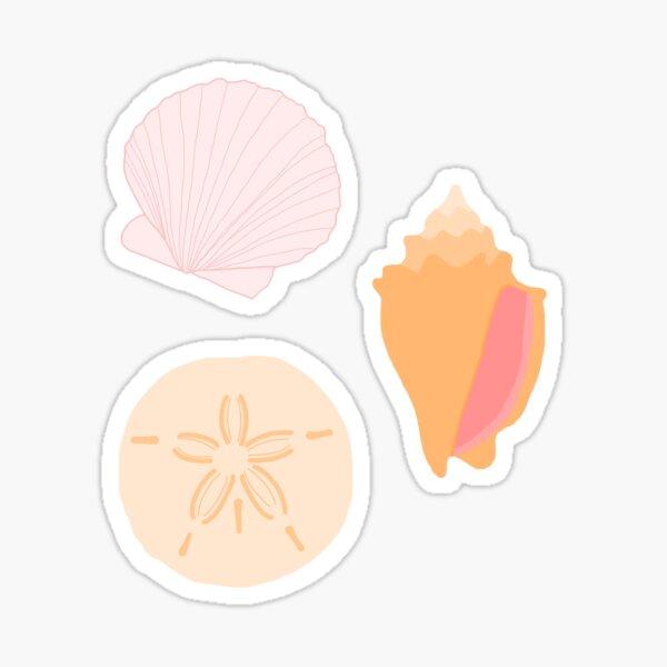 Seashell Sticker Pack  Sticker