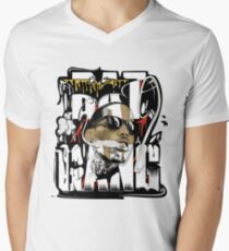 Kid Ink  - Bat Gang Men's V-Neck T-Shirt