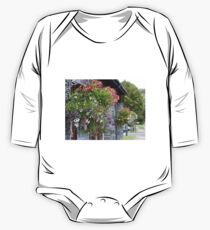 Hanging Baskets One Piece - Long Sleeve