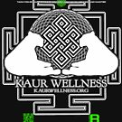 KAUR WELLNESS KAURWELLNESS.ORG OFFICIAL MERCH 22-2 QR by David Avatara