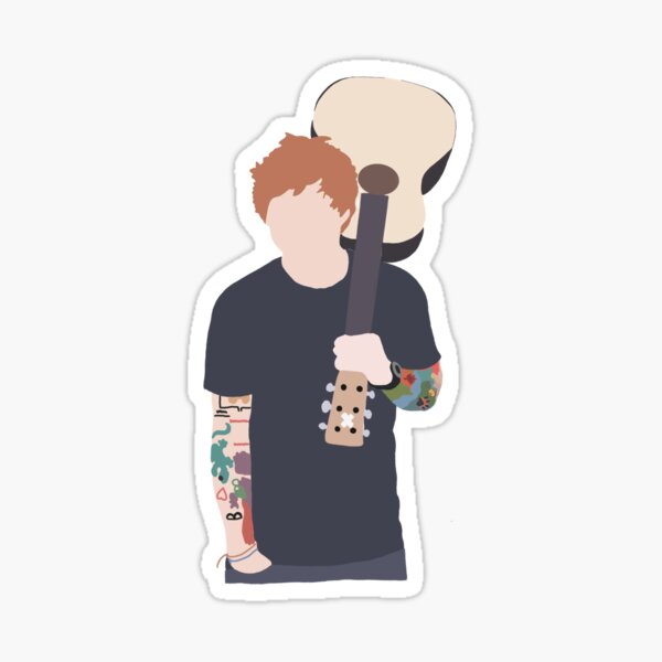 """Ed"" Sticker"