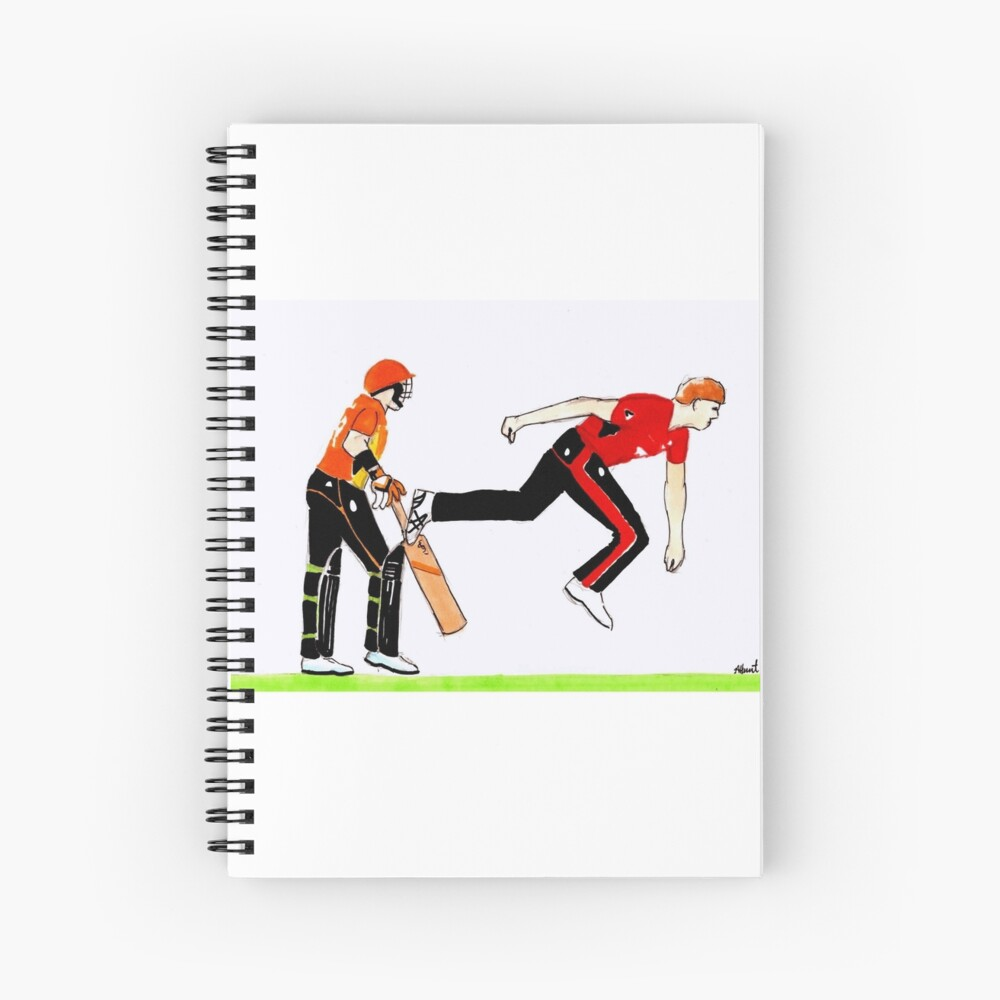 Bowled Spiral Notebook