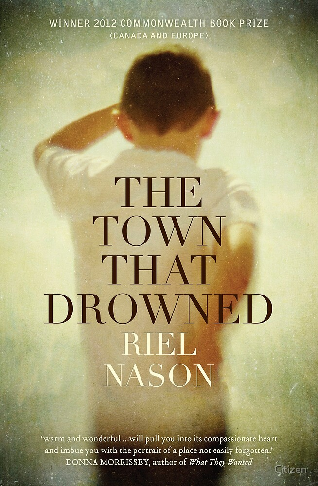 Book Cover - The Town That Drowned by Nikki Smith